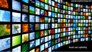 Why does Broadcast Captioning a trend in the Media Industry?